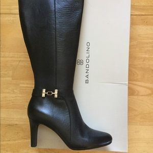 7011b319cc09 Women s Bandolino Wide Calf Boots on Poshmark